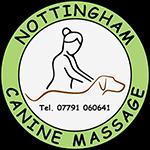 Nottingham Canine Massage logo